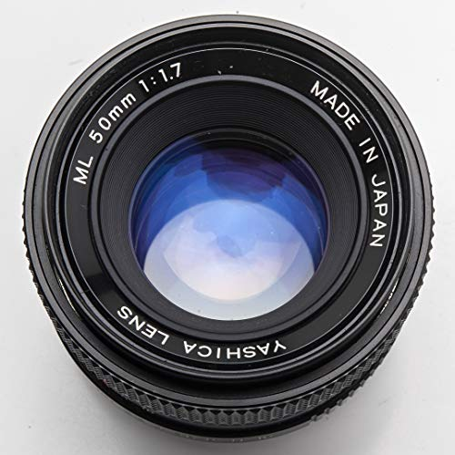 Yashica Lens ML 50 mm 50mm 1.7 1:1.7 - Contax analog