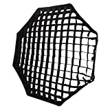 GODOX 80cm オクタゴン グリッド 80cmアンブレラ 八角形 ソフトボックス対応 スタジオストロボ撮影用(グリッドのみ)