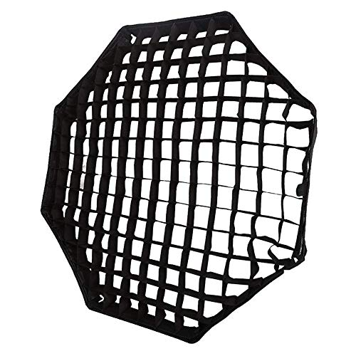 GODOX Octagon 80cm Rejilla Honeycomb Softbox para Studio Flash Speedlite (Solo cuadrícula) (GRID80CM)