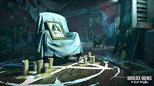 オーイズミ・アミュージオ『シャーロック・ホームズ-悪魔の娘-』