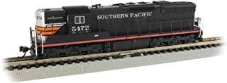 EMD SD9 Sound Value Equipped Locomotive - Southern Pacific #5472 (Black Widow) - N Scale