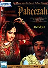 Pakeezah (The Pure): A Masterpiece of Classic Indian Cinema (Hindi Film DVD with Subtitles in English, Arabic, French and Spanish) - Filmfare Award Winner for Best Art Direction