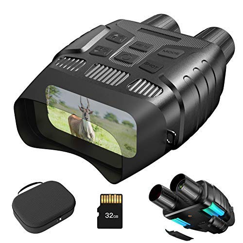 JStoon Night Vision Goggles Night Vision Binoculars - Digital Infrared Binoculars with Night Vision...