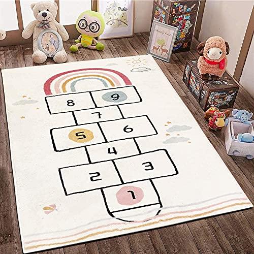 Alfombras Infantiles Grandes Verde alfombras infantiles  Marca SHACOS