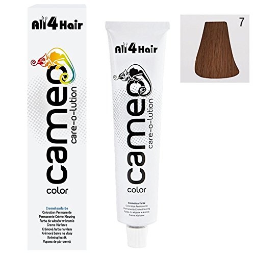 Cameo Color Haarfarbe 7 mittelblond 60 ml Cameo Color - Haarfarbe 7 mittelblond - 60 ml
