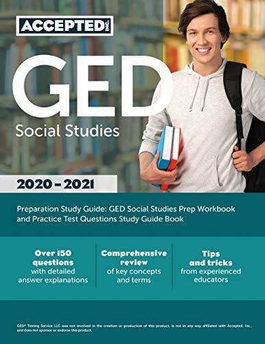 GED Social Studies Preparation Study Guide: GED Social Studies Prep Workbook and Practice Test Quest