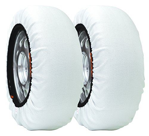 ISSE Tribologic Super Chaînes à neige Textiles Taille 62