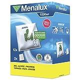 Menalux MegaPack - Bolsas para aspiradoras AEG, CE (12 unida
