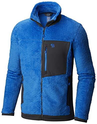 Mountain Hardwear Monkey Man Fleece Jacket Fleece Large Altitude Blue