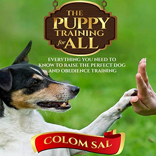 The Puppy Training for All cover art