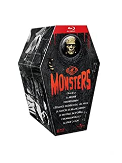 Universal Pictures Monsters-Coffret 8 Films [Édition Collector] (B008MINJP0) | Amazon price tracker / tracking, Amazon price history charts, Amazon price watches, Amazon price drop alerts