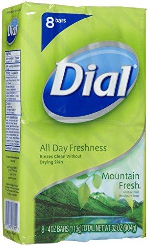 dial mountain fresh bar soap - 9