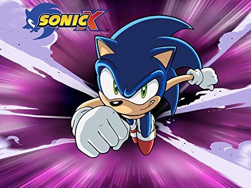 Sonic X (Español Dub)