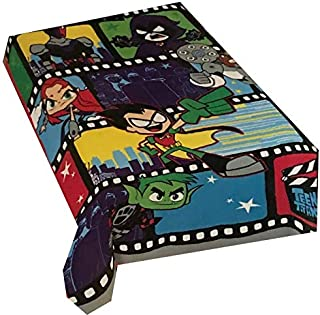 Franco DC Comics Teen Titans Blanket Oversized Throw 62