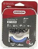 Oregon 571039 Kit de remplacement de chaîne et pierre d'affûtage de tronçonneuse électrique CS1500 Rouge, Noir, Gris