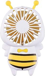 ZNX Creative leafless Small Fan Portable USB Charging Handheld Mini Mini Fan