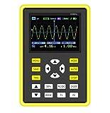 KKTECT Oscilloscopio portatile Micro oscilloscopio digitale IPS portatile da 2,4 pollici 5012H, frequenza di campionamento 500 MS/s 110 MHz Oscilloscopio digitale palmare IPS