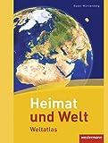 Heimat und Welt Weltatlas. Baden-Württemberg: Aktuelle Ausgabe