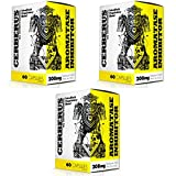 Iridium Labs - Cerberus | Testosteron-Booster + Anti-Östrogen | Nahrungsergänzungsmittel für...