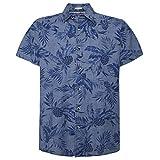 Pepe Jeans - PM 306488 Longford - Camisa Manga Corta - Hombre (XL)