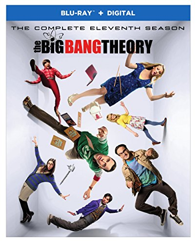 The Big Bang Theory: Season 11 (Blu-ray)