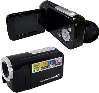 Oldhorse Cámara de 2 Pulgadas con 16 Millones de píxeles y cámara Digital Mini DV Videocámaras