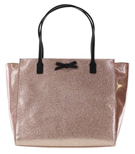 Kate Spade Mavis Street Taden Tote Bag in Rose Gold