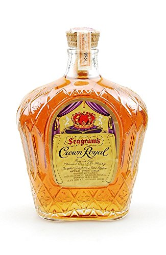 Whisky 1968 Seagram´s Crown Royal Blended Whisky