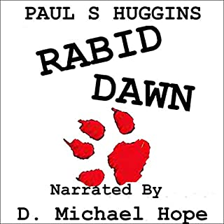 Rabid Dawn audiobook cover art