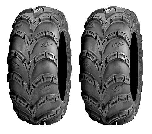 Pair of ITP Mud Lite SP 22x7-10 (6ply) ATV Tires (2)