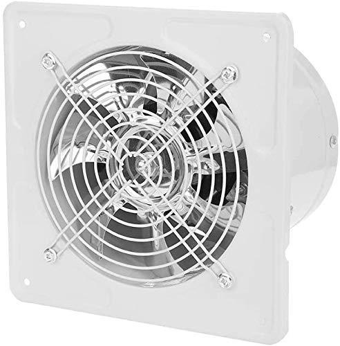 AULLY PARK Ventilador extractor de aire de alta velocidad, para casa, baño, cocina (color beige)