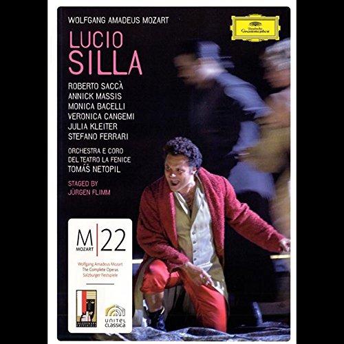 Lucio Silla [Alemania] [DVD]