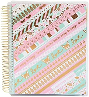 Recollections 18 Month Spiral Planner 2017-2018 Planner