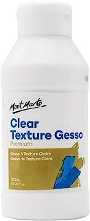 Mont Marte Gesso Primer - Clear Texture Gesso 250ml