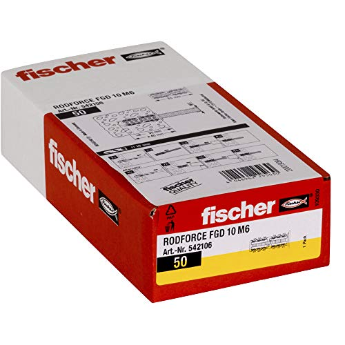 fischer 542111 taco de impacto, Gris