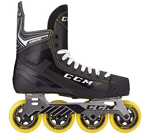 CCM Inline Skate 9350 Senior Roller Hockey Inliner 11 - Euro 47 Hockey Skater Schuh für Street und Freizeit 11 - Euro 47