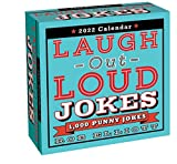 Laugh-Out-Loud Jokes 2022 Day-to-Day Calendar: 1,000 Punny Jokes