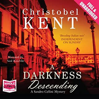 A Darkness Descending                   By:                                                                                                                                 Christobel Kent                               Narrated by:                                                                                                                                 Saul Reichlin                      Length: 13 hrs and 27 mins     29 ratings     Overall 3.7