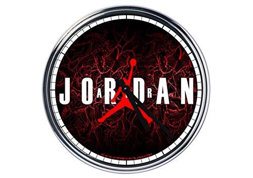 Capricci Italiani Reloj de Pared Arte Michael Jordan 6