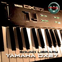 YAMAHA DX27 HUGE Original Factory & New Created Sound Library/Editors on CD