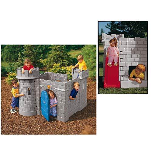 Little Tikes 172083E13 - Kletterturm Burg Camelot