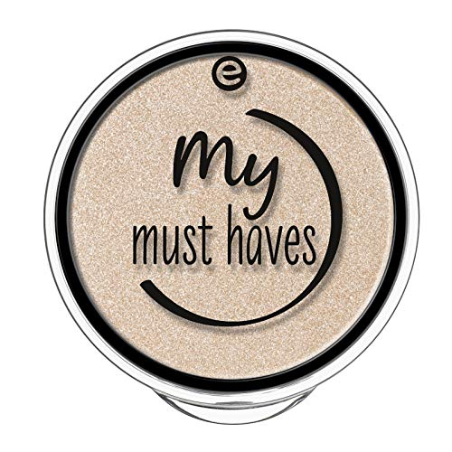 essence - Lidschatten - my must haves eyeshadow 01 - go goldie!