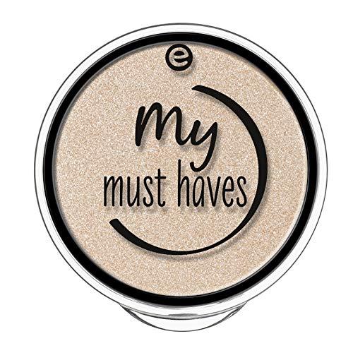 essence - Lidschatten - my must haves eyeshadow 01 - go goldie!