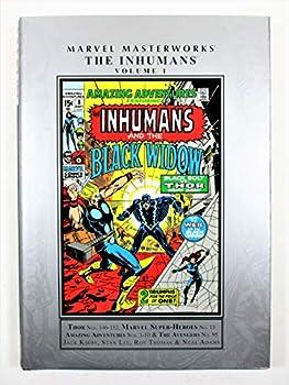 Marvel Masterworks: Inhumans - Volume 1 - Book #125 of the Marvel Masterworks
