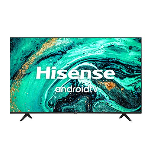 "Hisense 50H78G- 50"" Smart Ultra HD 4K Dolby Vision HDR10 Android TV with Bluetooth, Voice Remote (Canada Model) (2020)"