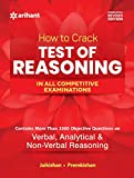 How to Crack Test Of Reasoning-  REVISED EDITION