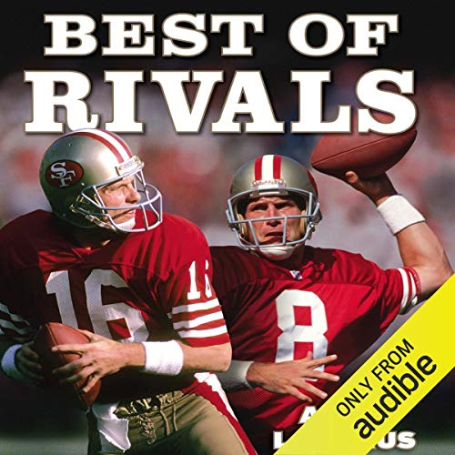 Best of Rivals Audiobook By Adam Lazarus cover art