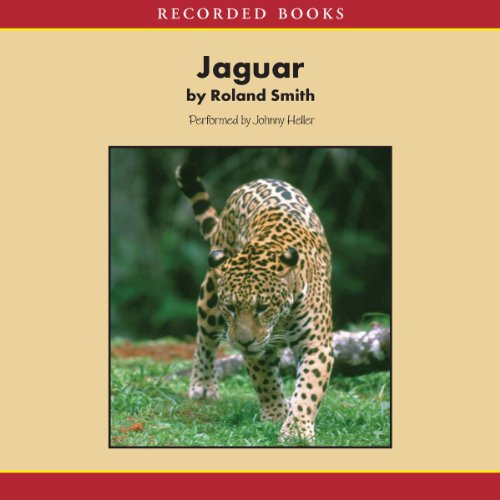 Jaguar audiobook cover art