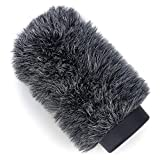 YOUSHARES Furry Windschutz für Rode NTG1, NTG2, Audio-Technica AT897 Richtmikrofone, Windschutz Bis zu 5,5'lang
