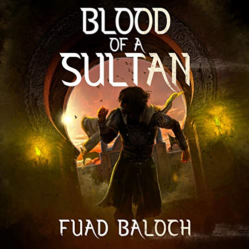 Blood of a Sultan cover art
